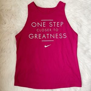 Nike Work Out Tank